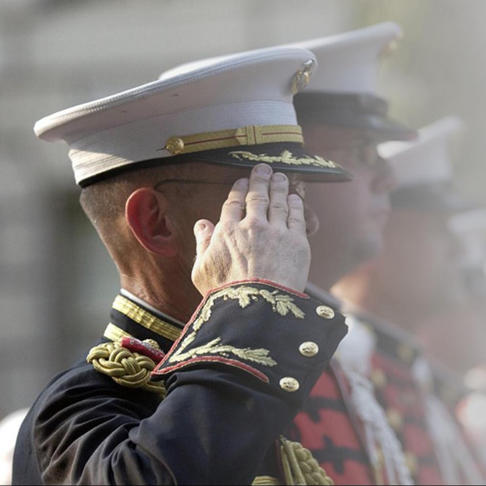 Heroes Iniative Marine